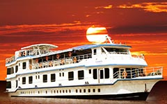 Alfresco Grand Sunset Cruise Guwahati